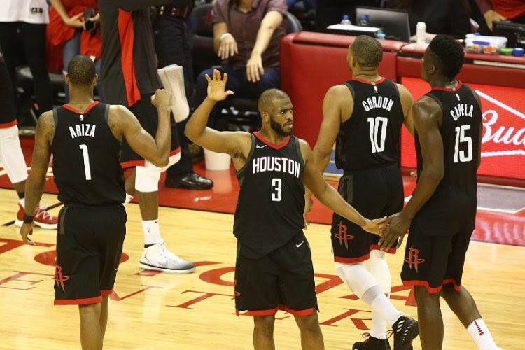 Fantastische Eric Gordon loodst de Rockets voorbij Utah, Dallas en Miami gaan ook met de zege aan de haal