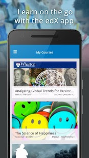 EdX - Online Courses- screenshot thumbnail