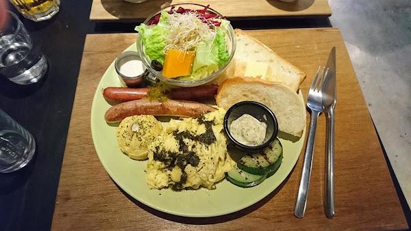 Mini SU Brunch 小蘇蘇素人早午餐