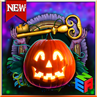 Halloween Games Escape 2018 - Sinister Tales icon