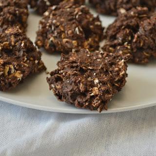 Chocolate Oatmeal Cookie.