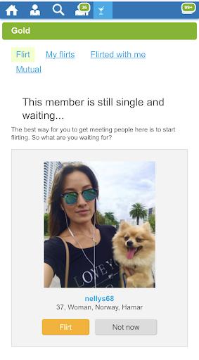 flirt dating site review hamar