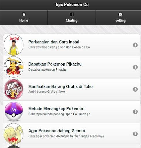 cheat Pokemon Go 1.0 screenshots 1