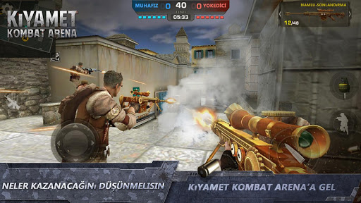 Ku0131yamet Kombat Arena 1.1.4 screenshots 2