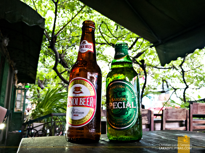 Hanoi Beer Saigon Special Hanoi Vietnam