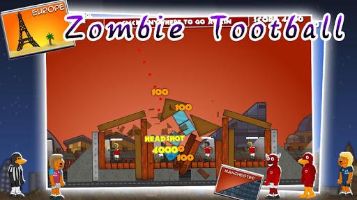 Zombie football
