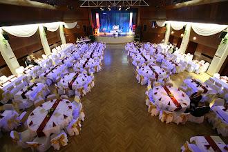 Photo: Színházterem (950 m2; férőhely kb. 550 fő részére)