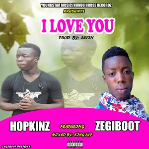 I love you (Mixed By. KingAyp) Upload Your Music Free