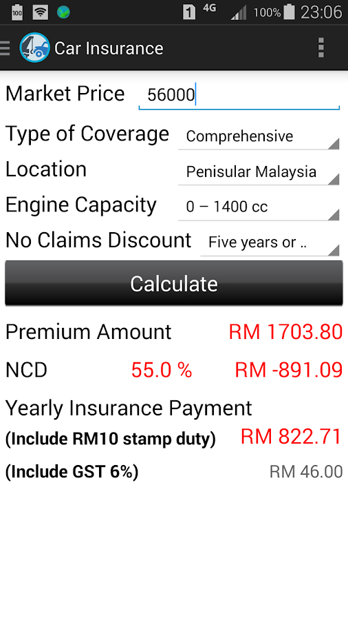 Car Loan Calculator Malaysia Android Apps on Google Play – Car Loan Calculator