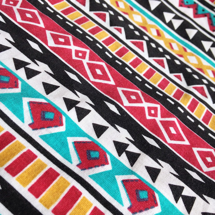 Little Tracy (Tribal print dress)