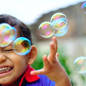 Bubble by Dima Okto - Babies & Children Children Candids