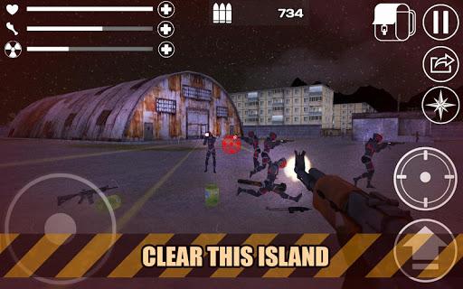 Apocalypse Radiation Island 3D  screenshots 4