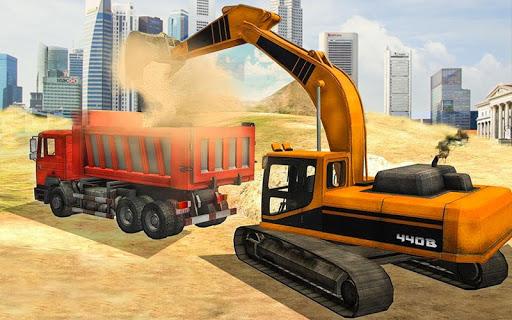 Construction City 2019: Building Simulator android2mod screenshots 1