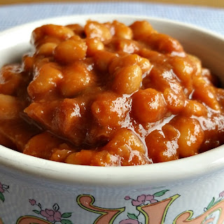 Bbq Baked Beans Without Pork Recipes.