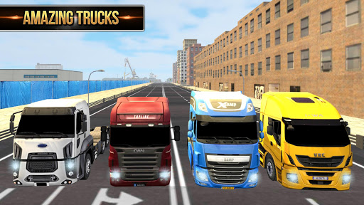 Euro Truck Simulator 2018 : Truckers Wanted 1.0.6 screenshots 4