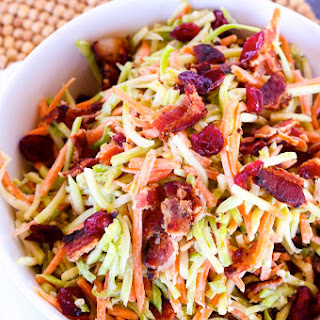 Broccoli Slaw With Bacon Recipes