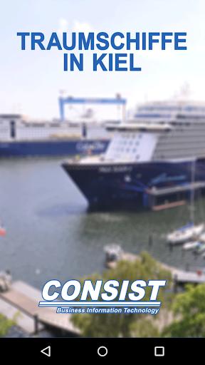 Traumschiffe in Kiel