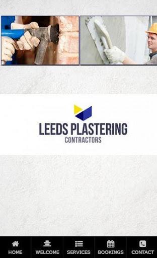 Leeds Plastering Contractors