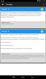 Estatuto Docente UTRE-CTERA - náhled