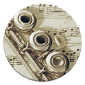 Flute Fingering Chart icon
