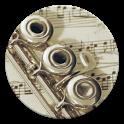 Flute Fingering Chart icon