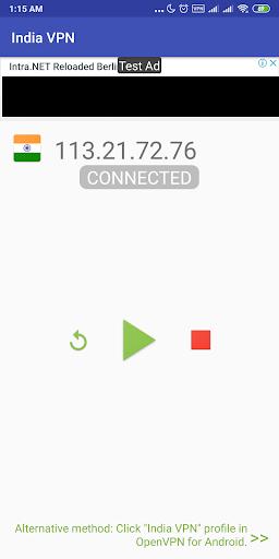 India VPN - Plugin for OpenVPN cheat hacks