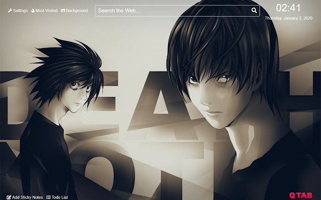 death note l wallpaper for new tab death note l wallpaper for new tab