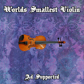 Worlds Smallest Violin Free