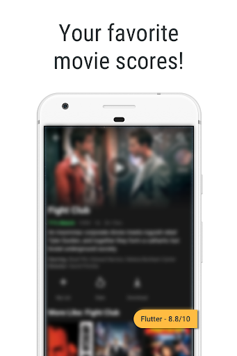 Movie ratings for Netflix - Flutter 0.4.1 androidtablet.us 1