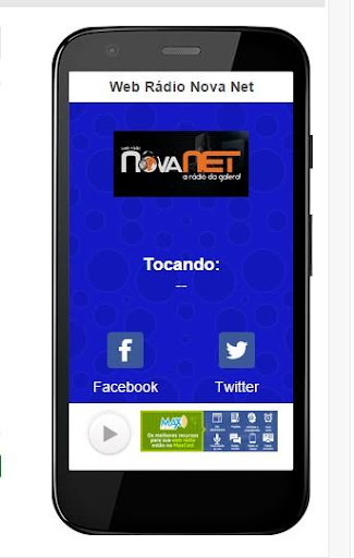 Web Rádio Nova Net