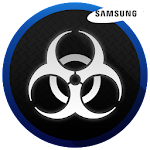 Biohazard Samsung Edition [Substratum] 3169 (Patched) (Nougat)
