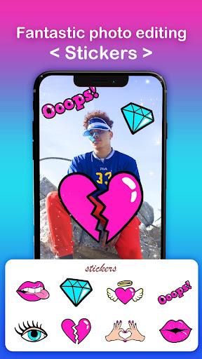 Love Collage Maker & Pic Editor screenshot 7