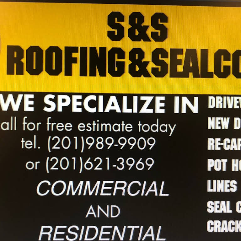 S S Roofing And Driveway Mobile Roofing Contractor In Elmwood Park