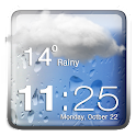Awesome Weather Clock Widget icon