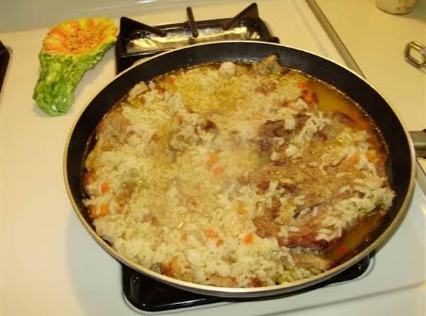 Chicken Fried Pork Chops Recipe