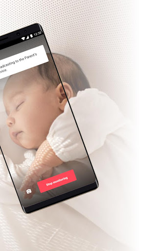 Amy Baby Monitor FREE: Audio & Video Nanny 1.0.23 screenshots 5