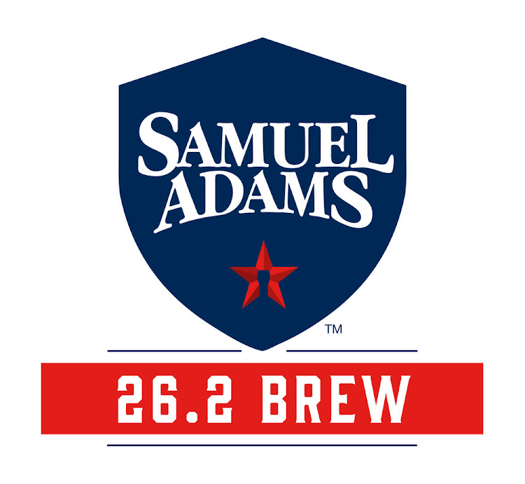 Logo of Samuel Adams Marathon 26.2