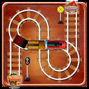 Rail Track Maze