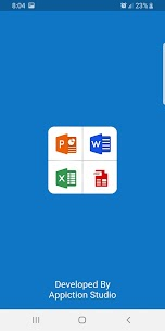 All Documents Reader – Word XLSX PPT Office Reader 4