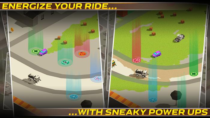 Splash Cars- screenshot