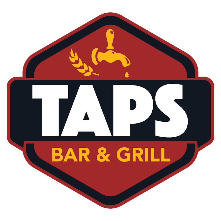 Logo for Taps Bar & Grill