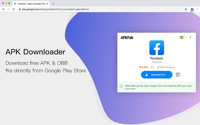 APKダウンローダー
