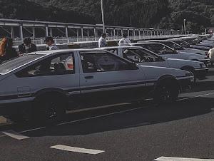 カローラレビン AE86 GT-APEXのカスタム事例画像 オヤジJr.【OYAGE Jr.】さんの2021年01月15日19:31の投稿