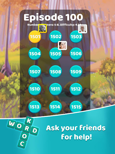 Crocword: Crossword Puzzle Game android2mod screenshots 8