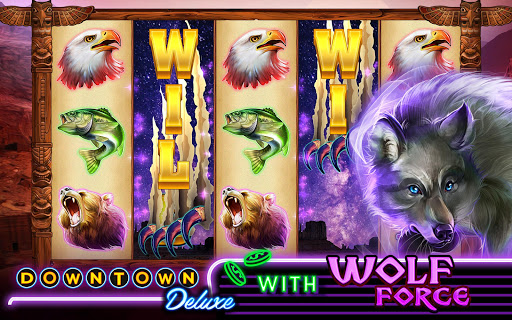 SLOTS! Deluxe Free Slots Casino Slot Machines - screenshot