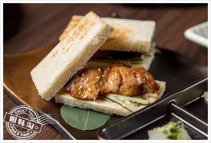 墨吉日本料理相撲夾雜