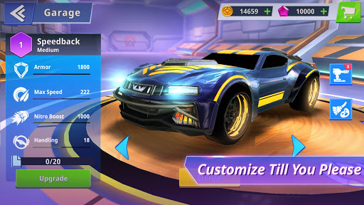 Overleague - Kart Combat Racing Game 2020 0.1.7 screenshots 21