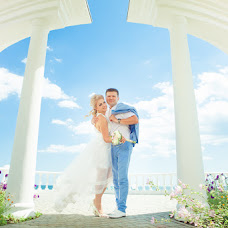 Wedding photographer Vladimir Nosulenko (masterVova). Photo of 15.07.2015