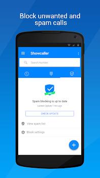 Showcaller - Caller ID and Block