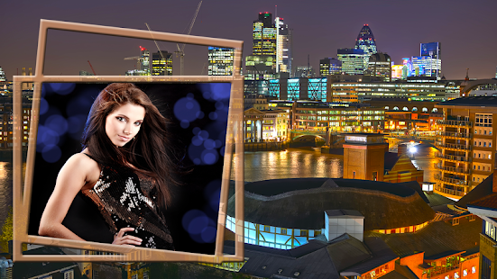 Download Night City Photo Frames For PC Windows and Mac apk screenshot 5